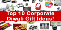 Top 10 corporate diwali gift ideas