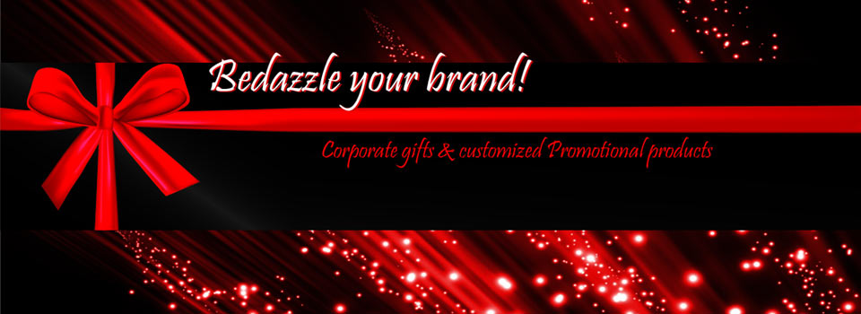 Bedazzle your brand with innovative and unique corporate gifting solutions