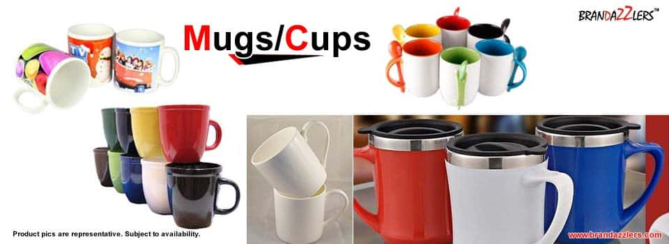 promotional mugs cups, logo mugs cups, advertising mugs cups, custom printed mugs cups, engraved mugs cups, imprinted mugs cups, branded mugs cups suppliers in gurgaon, noida,faridabad, india