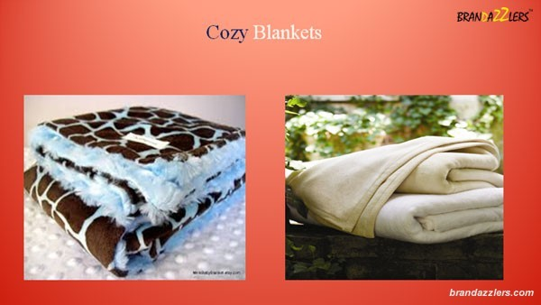 Corporate Diwali Gifts ideas for employees Cozy Blankets