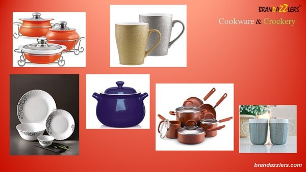 Corporate Diwali Gifts ideas for employees Cookware Crockery