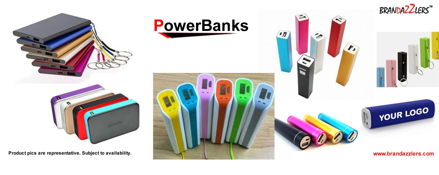 Corporate gifts india, Promotional Power banks as corporate gifts