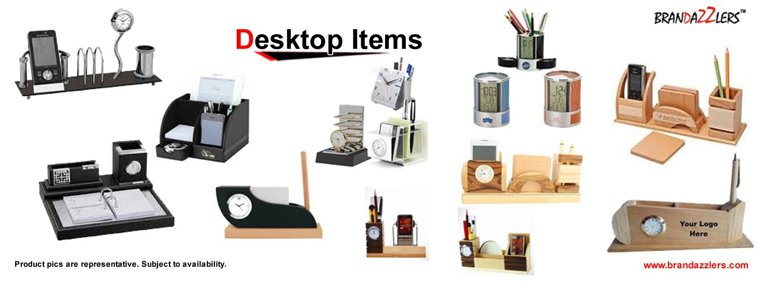 Corporate gift ideas, Promotional Desktop Items as Corporate Gifts