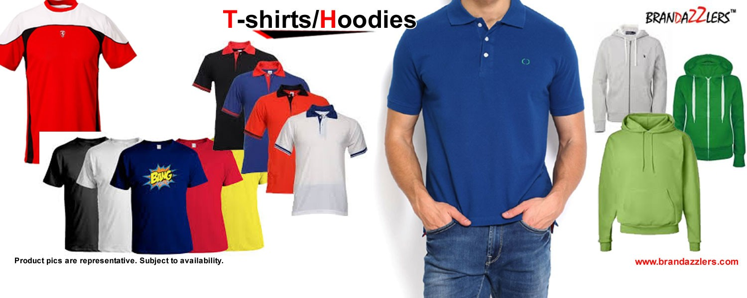 Promotional gifts suppliers, Promotional t-shirts, hoodies, sweatshirts, jackets as Corporate Gifts