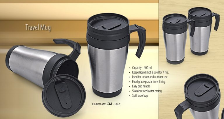 GM-002--TRAVEL MUG