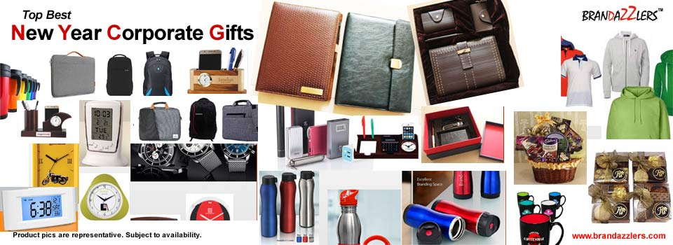 Top best new year corporate gifts ideas for employees, clients and customers