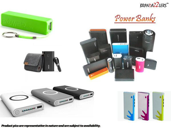 Power Banks as Corporate diwali gifts ideas