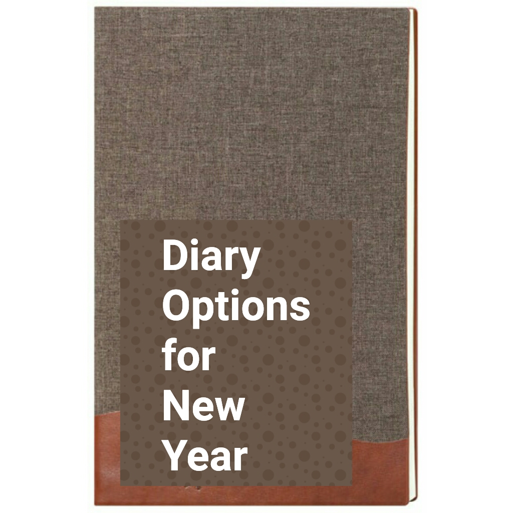 Promotional diaries, corporate diaries, promotional notebooks, corporate notebooks, undated diaries, organizers, planners, Promotional Diaries, Printed Diaries, Branded Diaries and Corporate Diaries