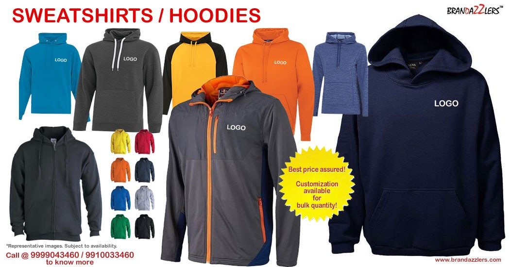 promotional sweatshirts hoodies corporate hoodies sweatshirts logo printed