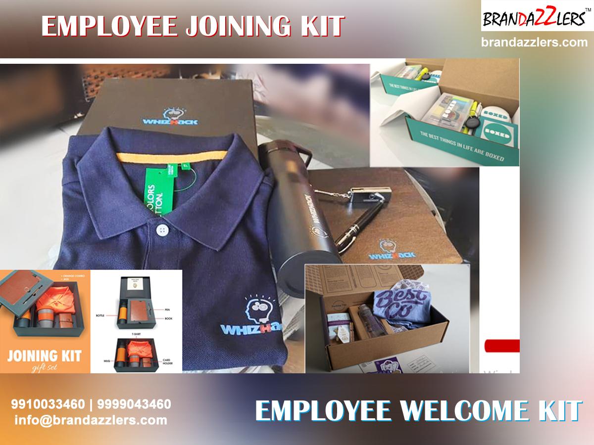 Employee Joining Kit, Employee Welcome Kit, New Joinee Kit, Staff Induction Kit, Employee Onboarding Kit