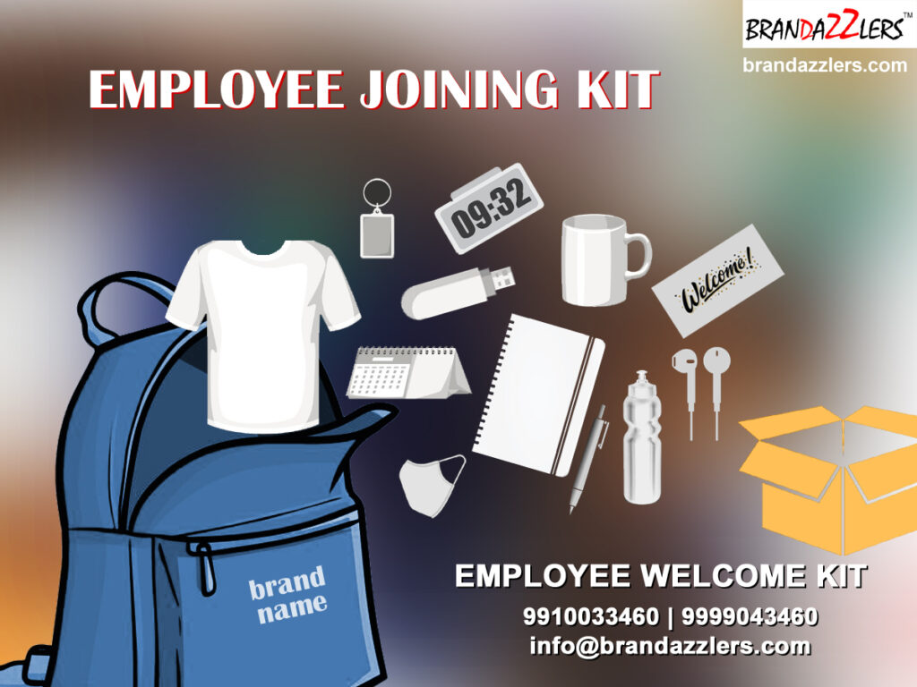 Employee Joining Kit Employee Welcome Kit New Joinee Kit Staff Induction Kit